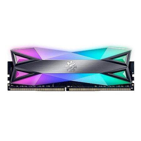 MEMORIA ADATA XPG SPECTRIX D60G RGB 8GB (1X8) DDR4 3000MHZ - AX4U300038G16A-ST60