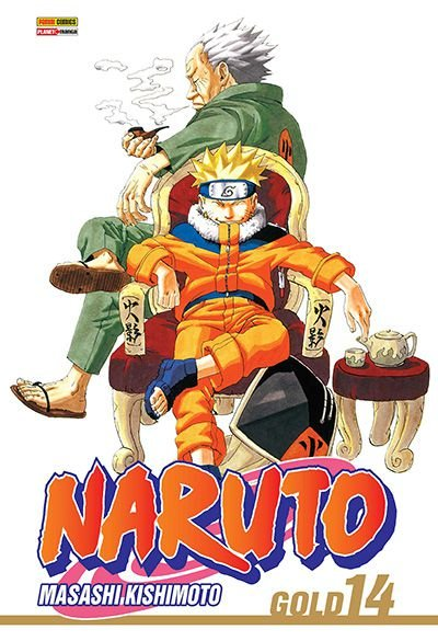 Naruto Gold Vol.14