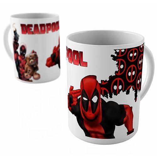 Caneca - Deadpool