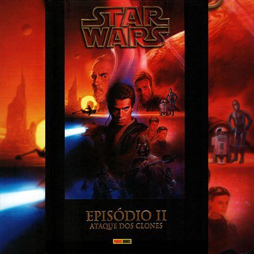 Star Wars - Episódio II - Ataque dos Clones