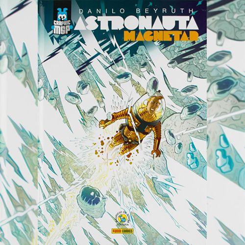 Astronauta: Magnetar GRAPHIC MSP (Capa Dura)