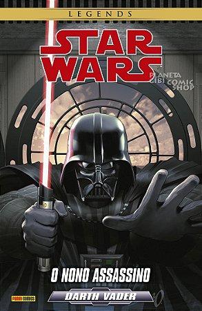 Star Wars Darth Vader - O Nono Assassino Legends