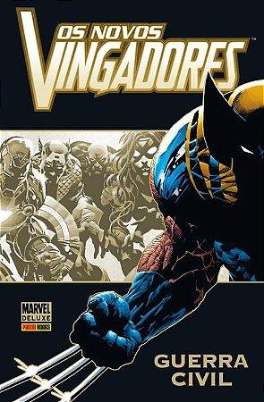 Os Novos Vingadores - Guerra Civil