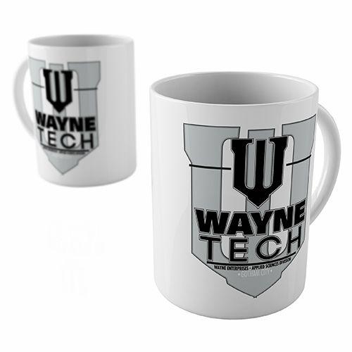 Caneca - Wayne Tech