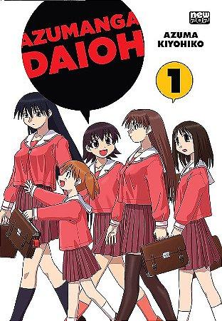 Azumanga Daioh Vol.01