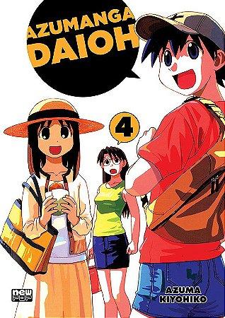 Azumanga Daioh Vol.04