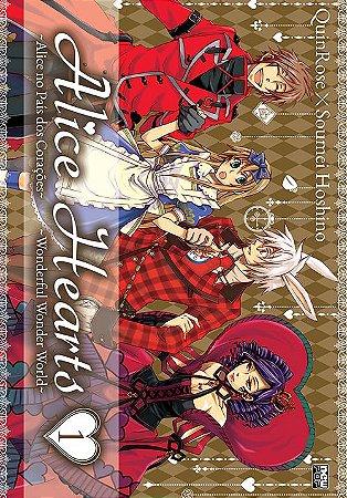 Alice Hearts Vol.01
