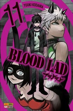 Blood Lad Vol.11