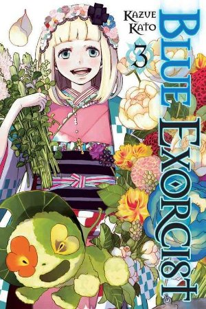 Blue Exorcist Vol.03