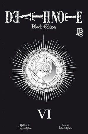 Death Note Black Edition Vol.06