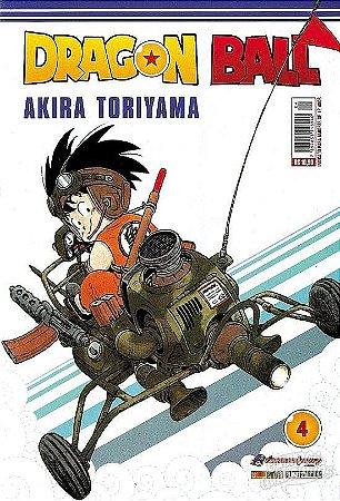 Dragon Ball Vol.04