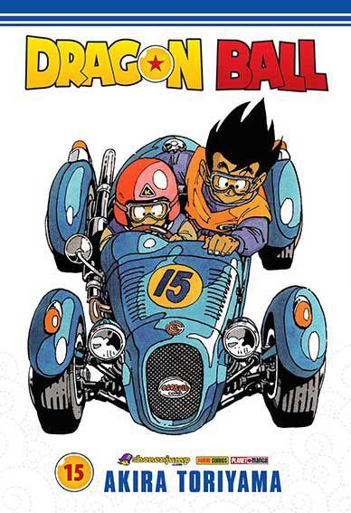 Dragon Ball Vol.15