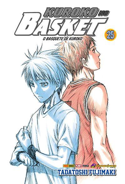 Kuroko No Basket Vol.25