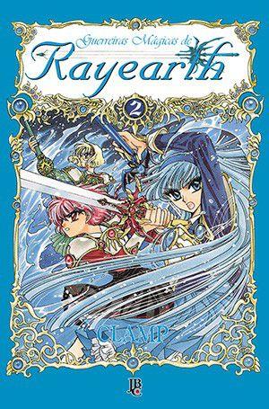 Guerreiras Mágicas De Rayearth Vol.02
