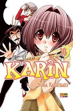 Karin Vol.10