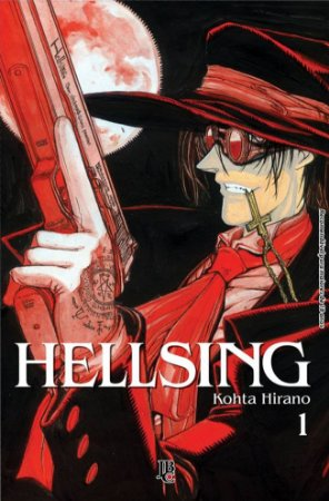 Hellsing Vol.01