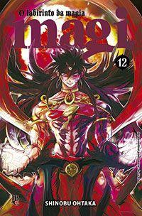Magi O Labirinto Da Magia Vol.12