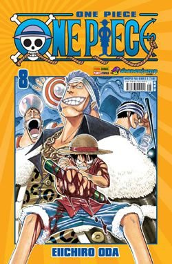 One Piece Vol.08