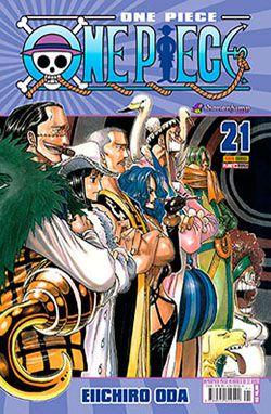 One Piece Vol.21