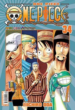 One Piece Vol.34
