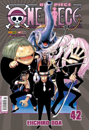 One Piece Vol.42