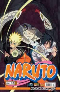 Naruto Vol.52