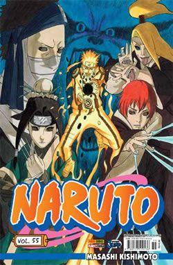 Naruto Vol.55