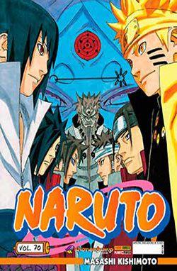 Naruto Vol.70