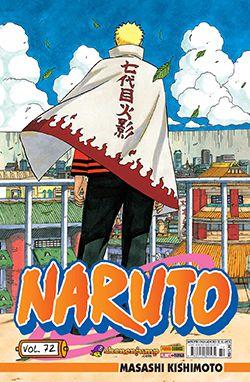 Naruto Vol.72