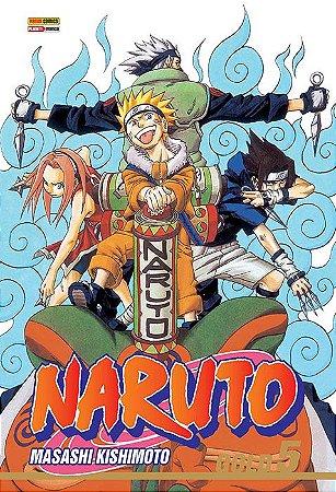 Naruto Gold Vol.05