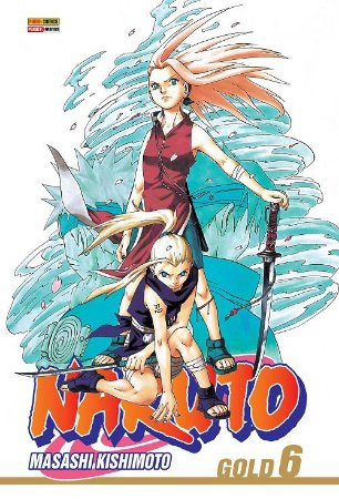 Naruto Gold Vol.06