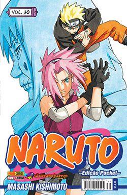 Naruto Pocket Vol.30