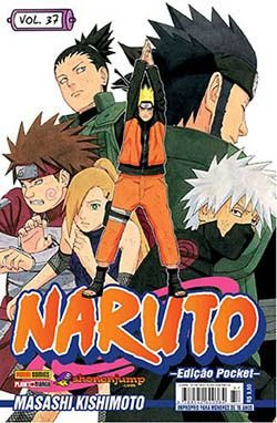 Naruto Pocket Vol.37