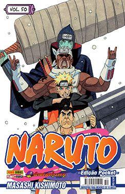 Naruto Pocket Vol.50