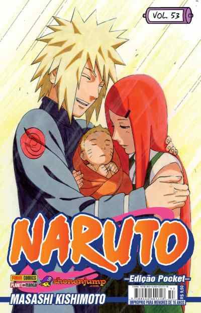 Naruto Pocket Vol.53