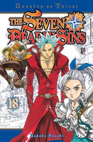 The Seven Deadly Sins Vol.18