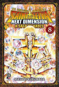 CDZ – Next Dimension: A Saga de Hades Vol.08