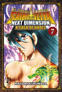 CDZ – Next Dimension: A Saga de Hades Vol.07