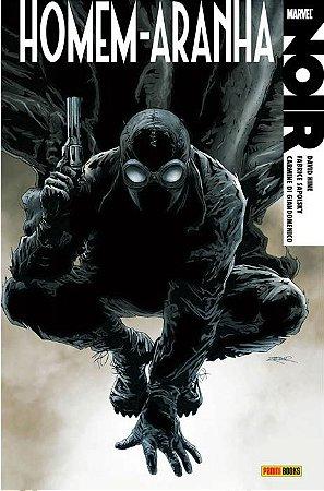 Homem Aranha - Noir