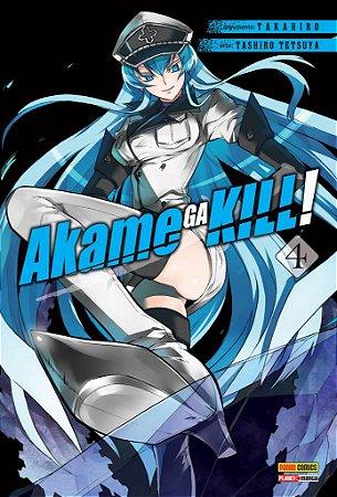 Akame Ga Kill Vol.04
