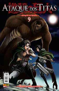 Ataque Dos Titãs Vol.09