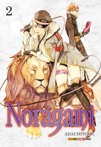 Noragami Vol.02