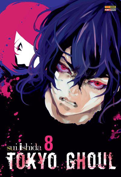 Tokyo Ghoul Vol.08