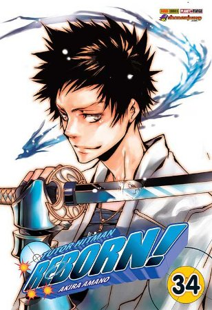 Tutor Hitman Reborn Vol.34