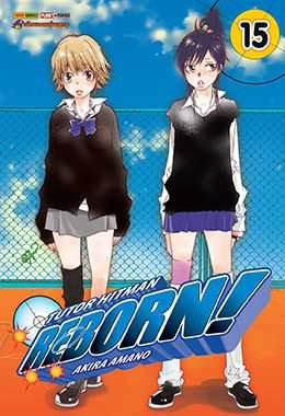 Tutor Hitman Reborn Vol.15