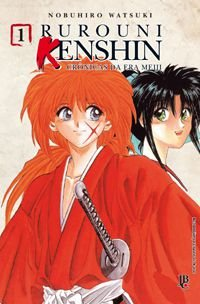 Rurouni Kenshin Vol.01