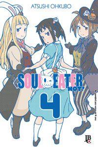 Soul Eater Vol.04