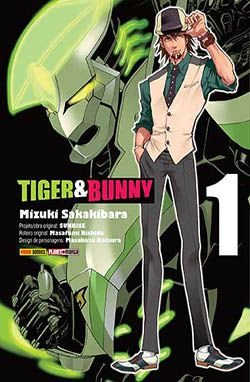 Tiger & Bunny Vol.01