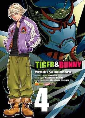 Tiger & Bunny Vol.04