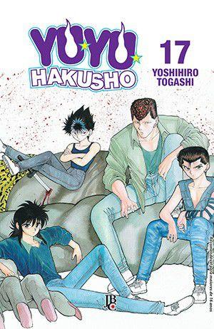 Yu Yu Hakusho Vol.17